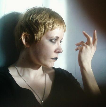 Мария Райнер. Блондинка