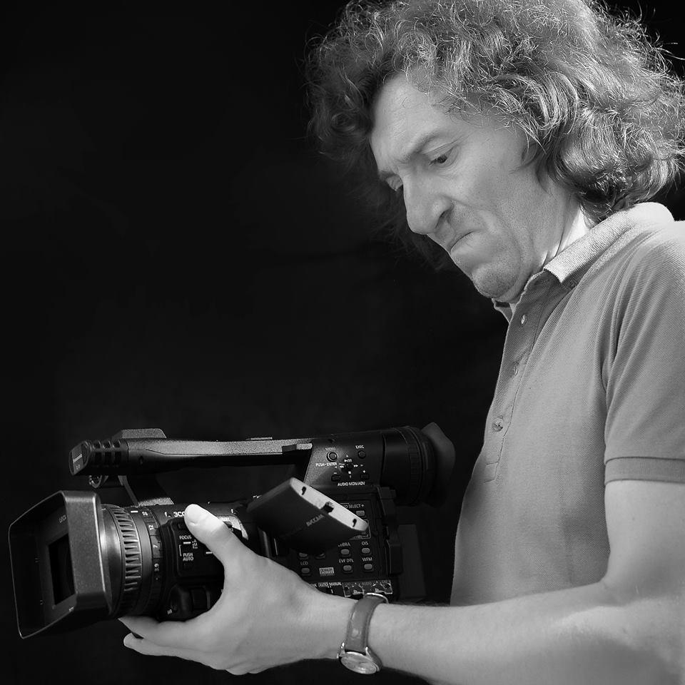 Александр Быков. Фотография Владимира Моисеенко